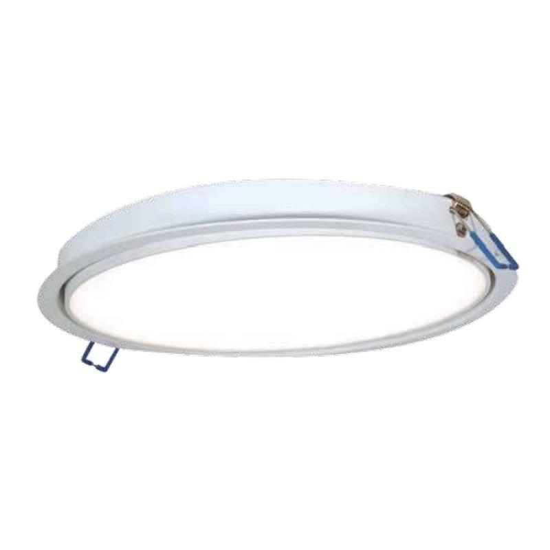 23W Įmontuojamas LED šviestuvas CLIN