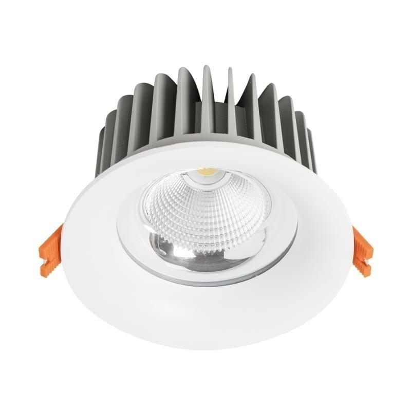 60W Įmontuojamas LED šviestuvas THOR DIM