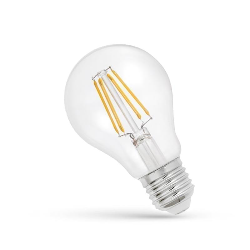 6W E27 LED lemputė COG