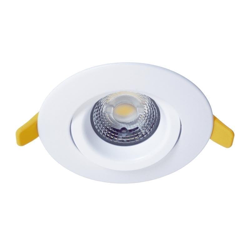 7W Įmontuojamas LED šviestuvas DUCK DIM