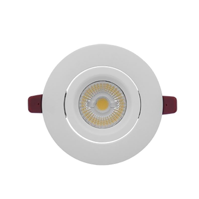 6,5W Įmontuojamas LED šviestuvas NAVI DIM