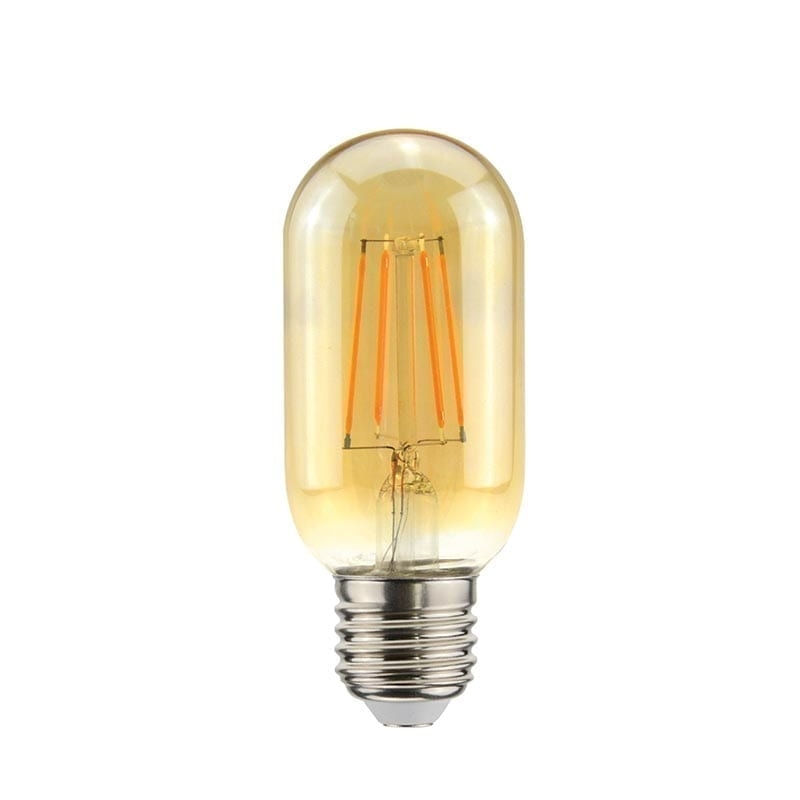 5W E27 LED lemputė T45 GOLD LED