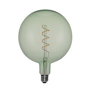 5W E27 LED lemputė Vintage G200 Smeraldo