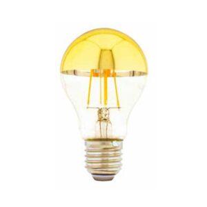 4,5W E27 LED lemputė A60 CUPOLA GOLD