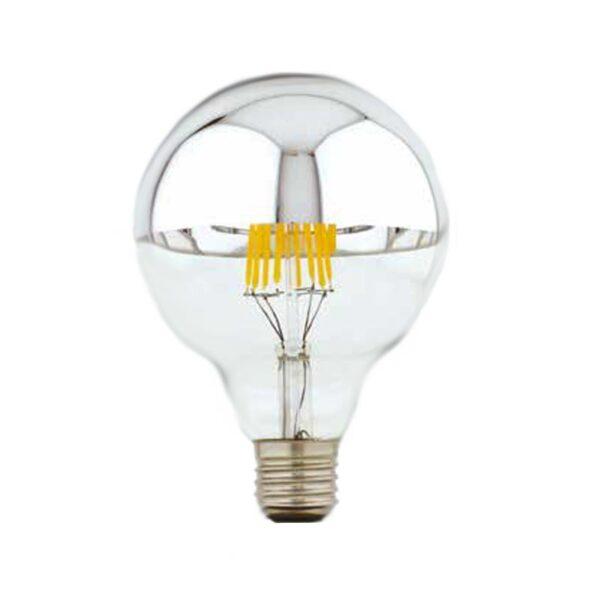 7W E27 LED lemputė G95 CUPOLA