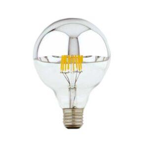 7W E27 LED lemputė G125 CUPOLA