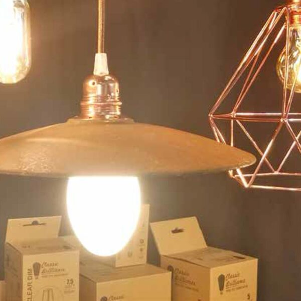 15W E27 LED lemputė MILK ELISSOIDAL 2