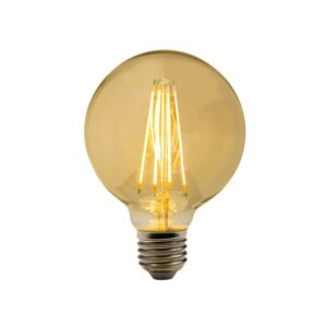 4W E27 LED lemputė G95 GOLD