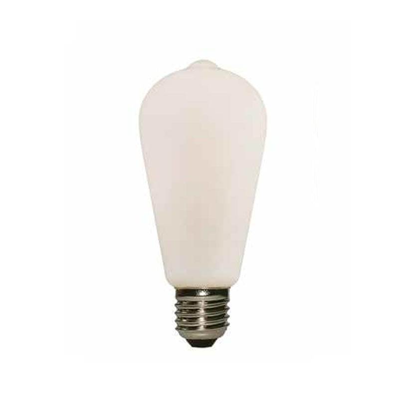 6W E27 LED lemputė PORCELLANA ST64