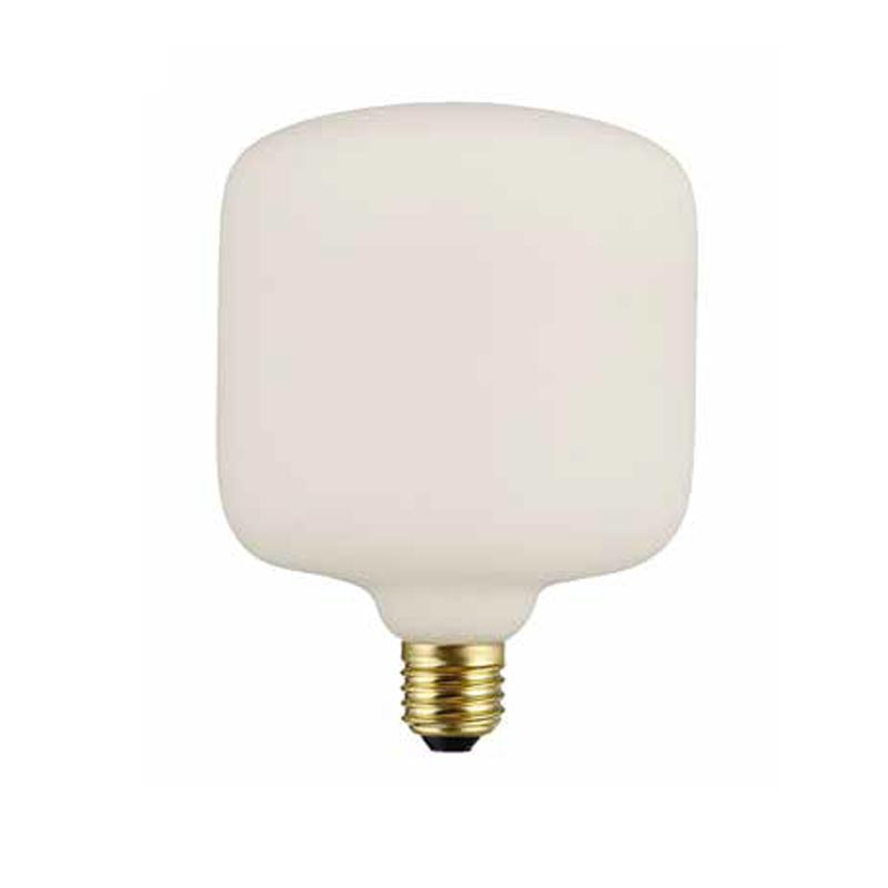 6W E27 LED lemputė PORCELLANA T125