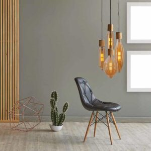 11W E27 LED lemputė Vintage XXL BT 120 2