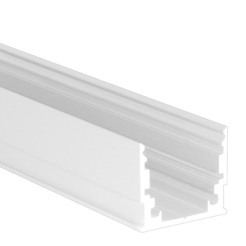 Led Profilis Aluminium M-Line Standard White