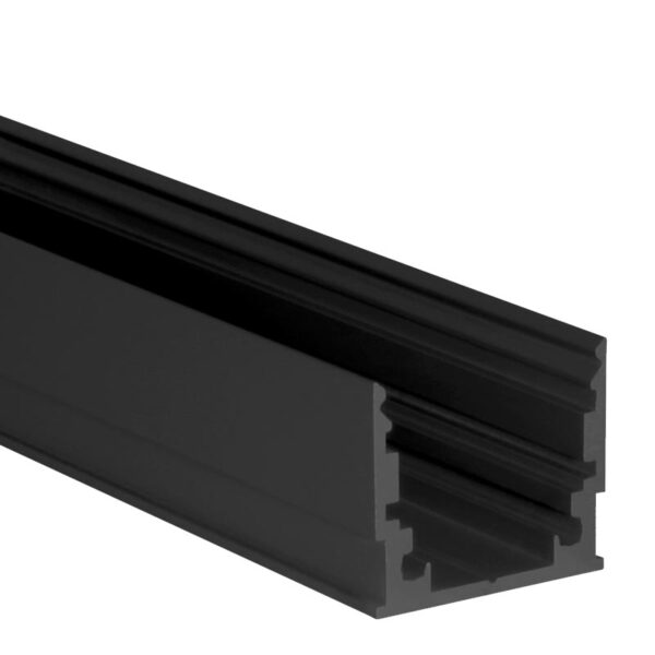 Led Profilis Aluminium M-Line Standard Black