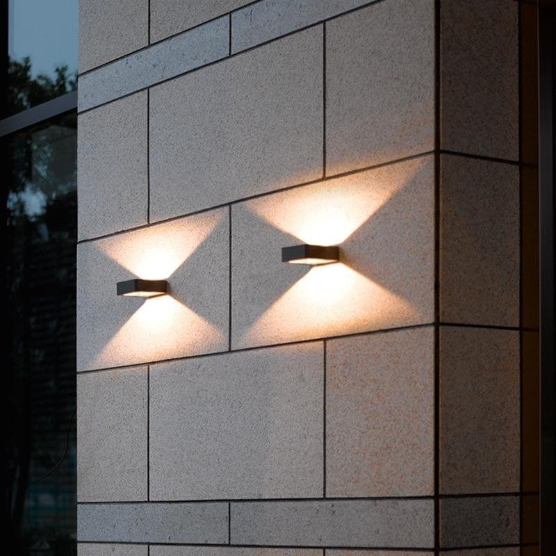 sieninis lauko LED šviestuvas RENO