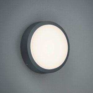 Sieninis lauko LED šviestuvas BREG