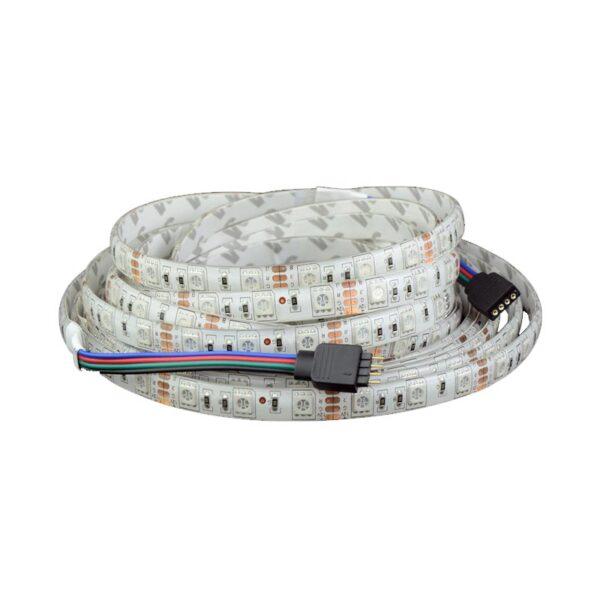 RGB LED juosta 14.4W IP65