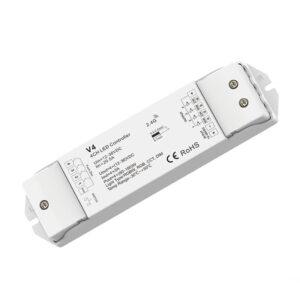 RGBW LED juostu valdiklis V4