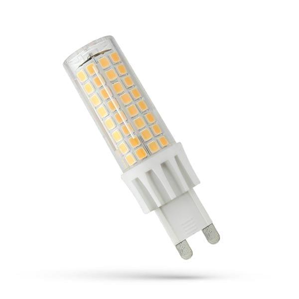 7W G9 LED lemputė