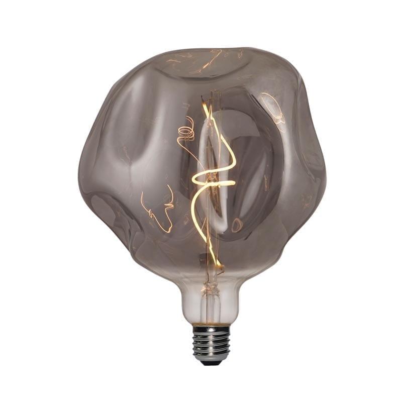 5W E27 LED lemputė Bumped Smoky G180