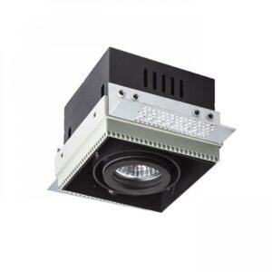 Užglaistomas šviestuvas ELECTRA 1xGU10 2