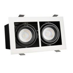 Įmontuojamas šviestuvas MODERN DAY 2xGU10