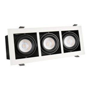 Įmontuojamas šviestuvas MODERN DAY 3xGU10