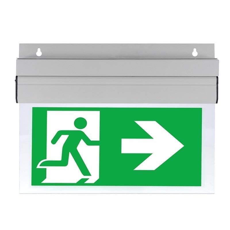 Evakuacinis šviestuvas Oximia LED Autotest