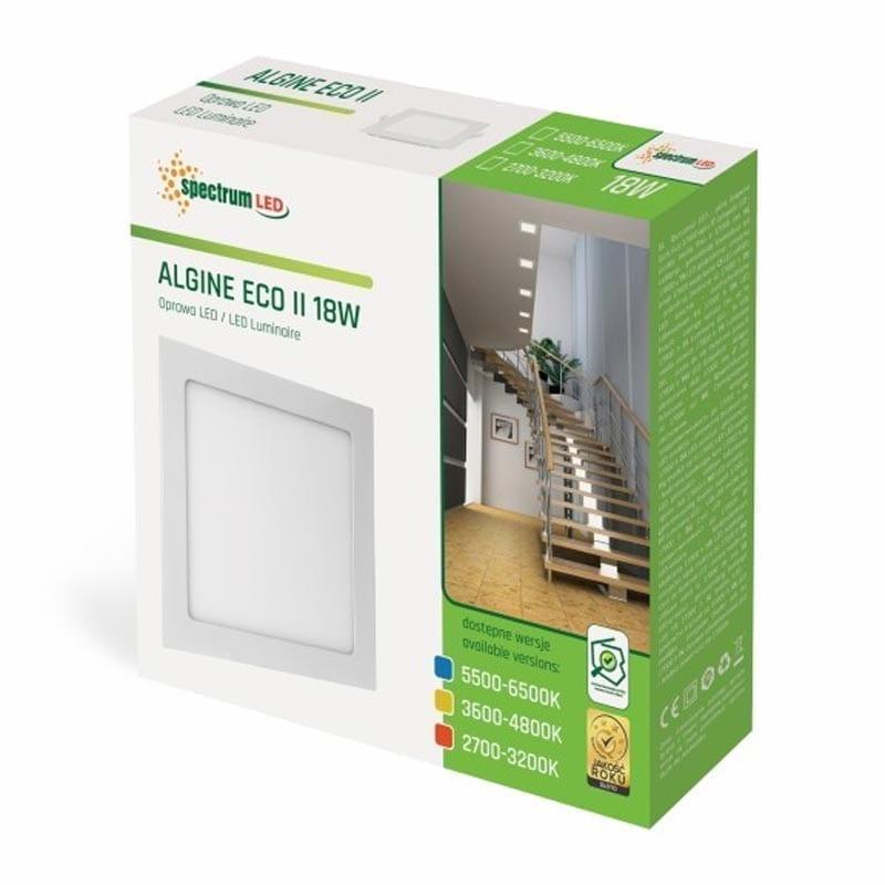 18W LED panelė Algine