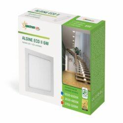 6W LED panelė Algine SQ 2