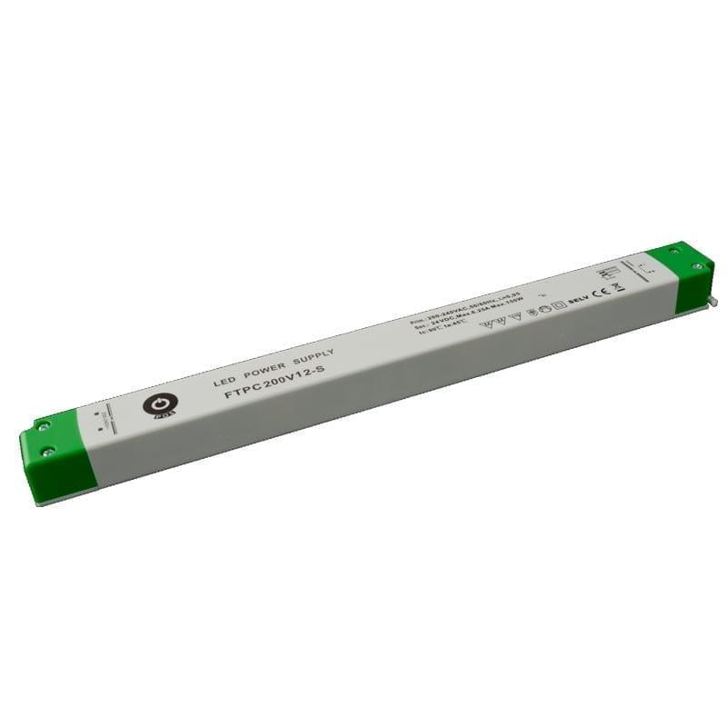 200W LED maitinimo šaltinis SLIM
