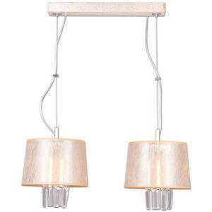 Pakabinamas LED šviestuvas MISTY Double