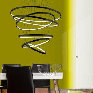 Pakabinamas LED šviestuvas Wheel 6B