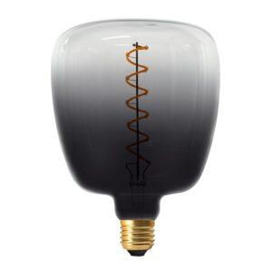 Vintažinė LED lemputė Coriandoli Black Apple