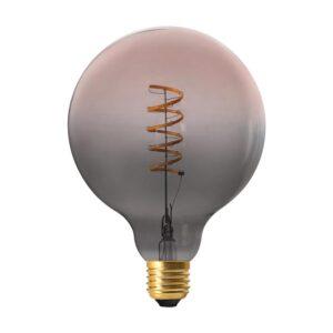 Vintažinė LED lemputė Coriandoli Grey Pink G125