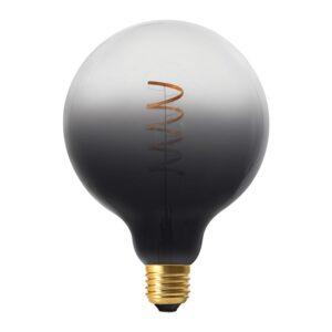 Vintažinė LED lemputė Coriandoli Black G125