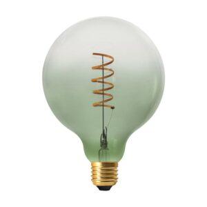 Vintažinė LED lemputė Coriandoli Green G125