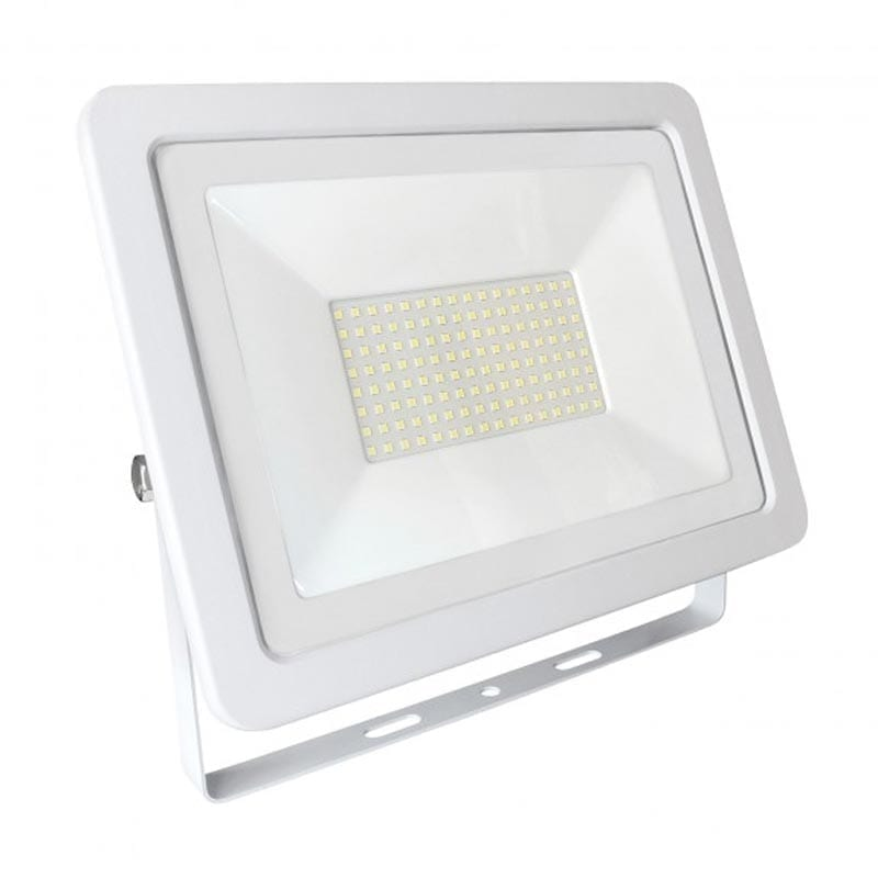 100W LED prožektorius NOCTI baltas