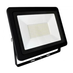 100W LED prožektorius NOCTI Juodas
