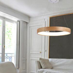 Medinis LED šviestuvas Silvam