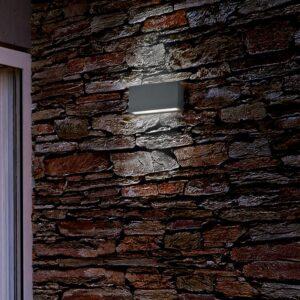 Sieninis lauko šviestuvas Trent