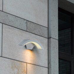 Sieninis LED lauko šviestuvas Harlem
