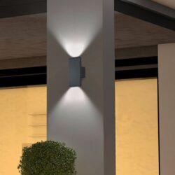 Sieninis LED lauko šviestuvas Colorado