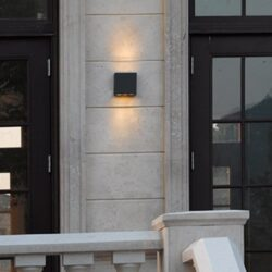 Sieninis LED lauko šviestuvas Thames