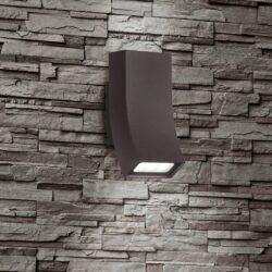 Sieninis LED lauko šviestuvas Oka
