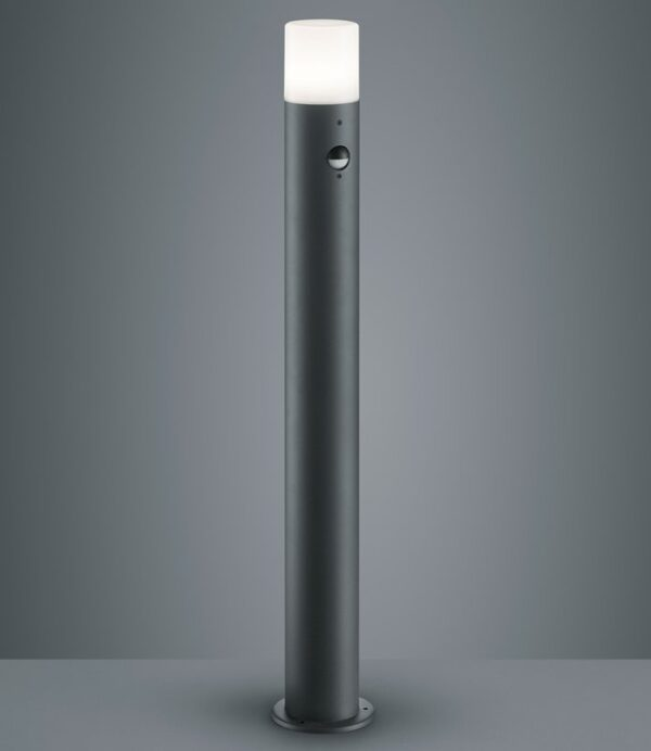 Pastatomas lauko šviestuvas Hoosic Sensor V2
