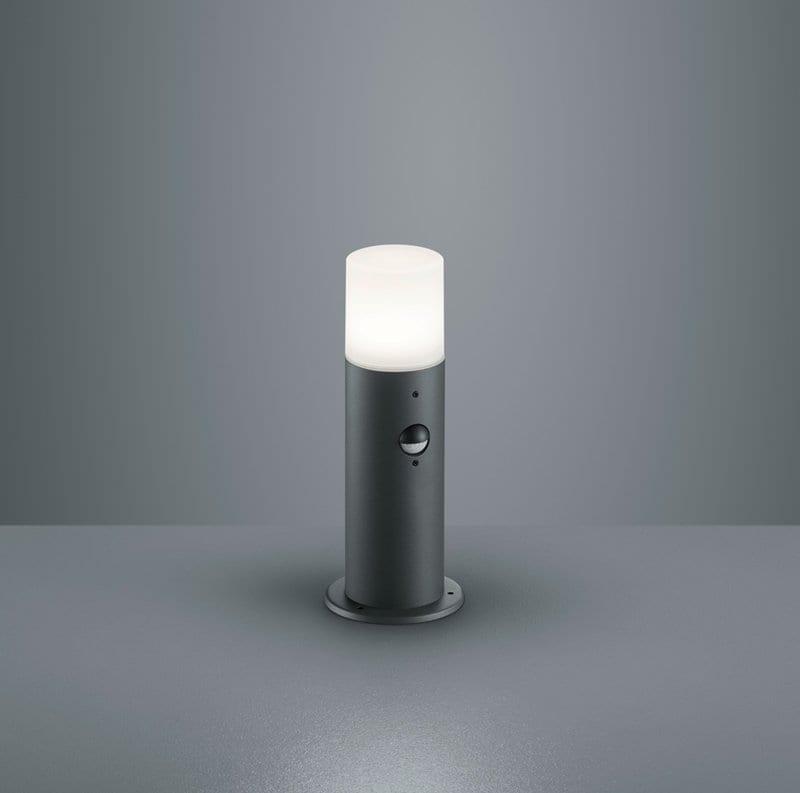 Pastatomas lauko šviestuvas Hoosic Sensor