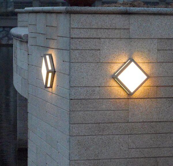 Lubinis LED lauko šviestuvas Newa