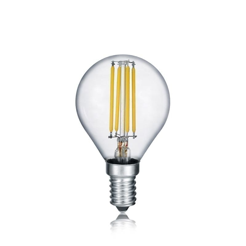 4W E14 LED Lemputė Bulb Switch Dim
