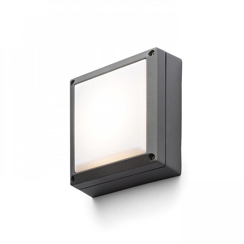 Sieninis lauko LED šviestuvas Delta 145