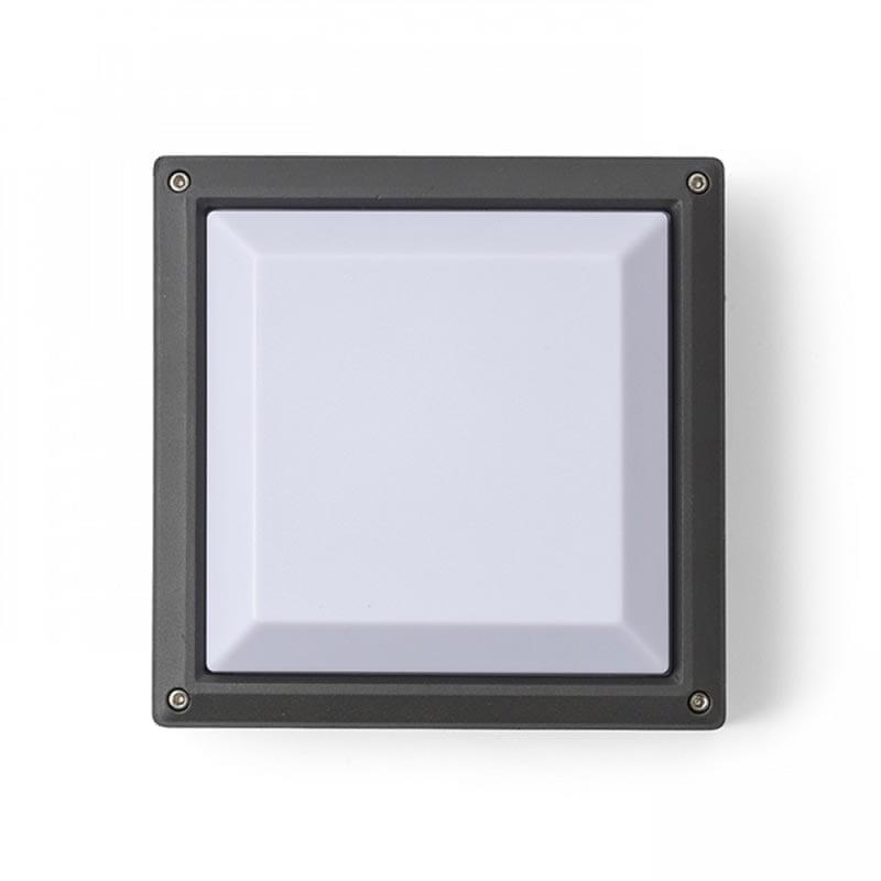Sieninis lauko LED šviestuvas Delta 215